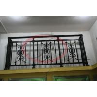 Wholesale Hot Dipping Galvanized Art Steel Modular Balcony Fences Supplier from china suppliers