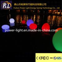 Quality Modern color-changing outdoor display led stone light for sale