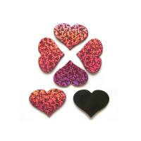 Wholesale Ersonalized Heart Fridge Magnets Set , Customized Funny Red Kids Magnets For The Fridge from china suppliers