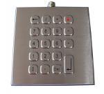 Wholesale Weatherproof 19 Keys Access Control Keypad , Customizable Industrial Keypad from china suppliers