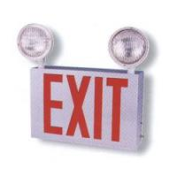 Wholesale Product CodeBL-009R Combination emergency exit light from china suppliers