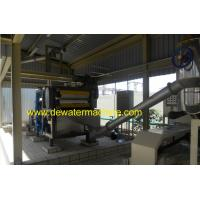Wholesale 5.5KW Belt Type Industrial Filter Press With 3 Squeezing Rollers from china suppliers