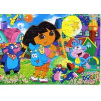 Wholesale 250Gsm CCNB Cardboard Jigsaw 60 Piece Puzzles For Kids ISO Certificated from china suppliers