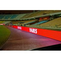 Wholesale 2016 Football stadium perimeter led screen display from china suppliers