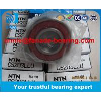 Wholesale Janpan Brand NTN Printing Machine Bearing Single Row Deep Groove Ball Bearing CS203LLU with size 17*40*12mm from china suppliers