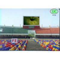 Wholesale Full Color Led Sport Court RGB LED Billboard With Slim Cabinet Customized from china suppliers