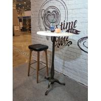 """Wholesale Bar Counter Height Table Base High Table Legs Diamond Column 21"""" Base Size from china suppliers"""