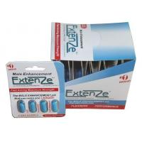 Wholesale Extenze Male Enhancement Pills , Increasing Sexual Stamina Male Performance Supplement from china suppliers