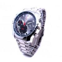 Wholesale The Newest 1080P IR Watch Hidden Camera IR camera watch Hidden Camera Security watch camer from china suppliers