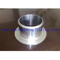 Wholesale 1-72 inch UNS S32750 duplex Stainless Steel Stub Ends for Metallurgy from china suppliers
