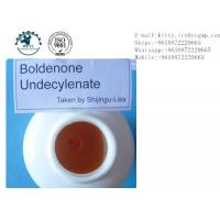 eq boldenone profile