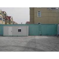 Wholesale Economically Affordable Prefab Mobile Office Containers , Portable Container Homes from china suppliers