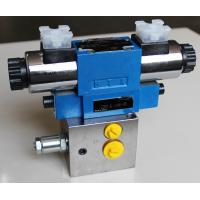 Wholesale YR-MXJ-08 Cast iron Material Hydraulic valve block for Bus machine from china suppliers