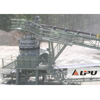 Wholesale 600 kw Hard Stone Crushing Plant Secondary Cone Crusher Machine from china suppliers