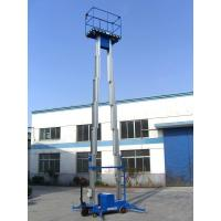Wholesale Electric / Hydraulic Aluminum Work Platform 200Kg Load For Replacement Lamps from china suppliers