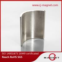 Wholesale Super Powerful Permanent Neodymium Segment Magnets Sintered Neodymium Magnets from china suppliers