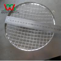 Wholesale stainless steel round headlight grille 180mm from china suppliers