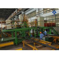 Quality High Frequency Membrane Panel Tube Finning Machine / Production Line for sale