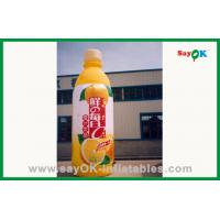 Wholesale Outdoor Advertising Giant Inflatable Liquor Bottle For Sale from china suppliers