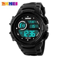 Wholesale Durable Multifunction Sport Watch LCD Backlight Display 5ATM Japan Battery from china suppliers