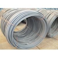 Wholesale High Strength Steel HotRolledWireRod , Steel Wire Rod AWS EM12 from china suppliers