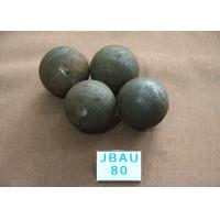 Wholesale Surface hardness  58-61hrc  Hot Rolling Steel Balls Grinding Media Steel  B3 D80mm from china suppliers