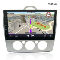 Quality Android Multimedia Car Radio Ford Auto Navigation Systems Focus S-Max 2007-2011 for sale