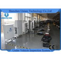Wholesale Stainless Steel IP68 Fixed Under Vehicle Surveillance System Uvss with LPR camera from china suppliers