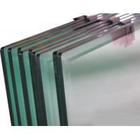 Wholesale Clear Float Glass with flat polish edge from china suppliers