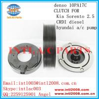 Wholesale denso 10PA17C ac compressor clutch for Kia Sorento 2.5 CRDI diesel hyundai a/c pump 97701-3E050 16250-23500 4K501-0129 from china suppliers