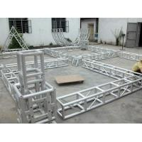 Wholesale TUV Certifiacte Aluminum Stage Light Truss with Square , Oblong , Triangle , Round Shape from china suppliers