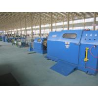 Wholesale Sky Blue Frame Single Twist Machine For 1.0mm - 6.0mm Core Wire from china suppliers