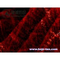 Wholesale Hot sell two sides printed velveteen/shu velvet for pajamas fabric and apparel from china suppliers