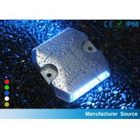 Wholesale 12V - 24V DC Raised Pavement Markers Wired Powered LED Traffic Light from china suppliers