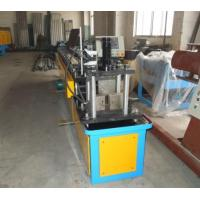Wholesale 1mm Thickness Steel  C shape Stud Roll Forming Machine For Window Track Rail from china suppliers