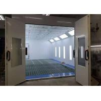 Wholesale Energy Save Spray Painting Room , Spray Tech Paint Booth Equipment OEM from china suppliers