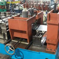 Wholesale Passive Decoiler Steel Forming Machines Interface Operation 2.55m/min Product Speed from china suppliers