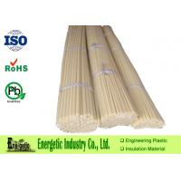 Wholesale Antistatic ESD POM Sheet Rod , Engineering Black Polyoxymethylene Bar from china suppliers