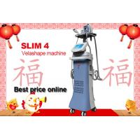 Wholesale LED Screen Vacuum Roller System ValeShape Multi-functions Slimming Machine with 4 handpieces from china suppliers