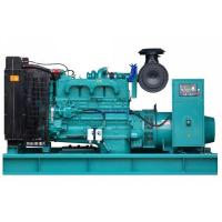 Quality 350kva / 280kw Cummins Engine Diesel Generator With Electric Starting for sale