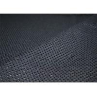 Wholesale Fancy Tweed Wool Fabric Black Comfortable For Office Uniforms YF-LG001 from china suppliers
