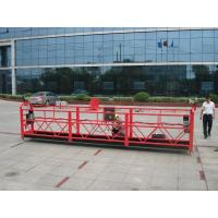 Wholesale Professional ISO 9001: 2008 construction electric platform for facade cleaning from china suppliers