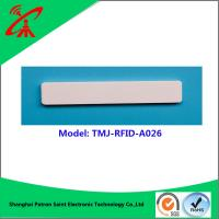 Wholesale UHF RFID 860-960MHZ plastic tag plastic luggage tag from china suppliers