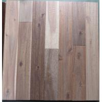 Wholesale big (large) Leaf Acacia Solid Hardwood Flooring, Asian Walnut solid flooring from china suppliers