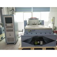 Wholesale Air Cooling Vibration Test Table with Head Expander And Controller Sine Force 1 Ton from china suppliers