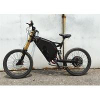 Quality Powerful 5000w Powerful Electric Bike With 72v 35ah Lithium Battery Pack for sale