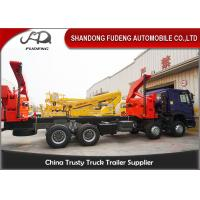 Wholesale 40ft Side Loader Trailer Italian Hydraulic System 40000 Kilograms Lifting Capacity from china suppliers