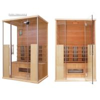 Wholesale Cedar Far Infrared Sauna Cabin from china suppliers