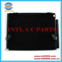 Wholesale 88460-0K070 88460-0K071 AC Parallel Flow condenser for TOYOTA HILUX /Innova PICK-UP from china suppliers