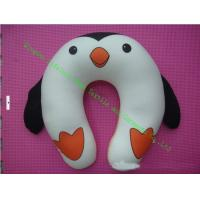 Wholesale Cartoon Penguin U Shaped Neck Pillow, Cute Foam Soft Travel Neck Pillow For Kids from china suppliers